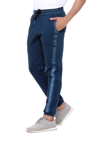 Men's Solid Essential Joggers