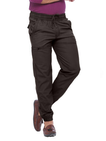 MEN'S CARGO JOGGERS WITH ELASTICATED DRAWSTRING.